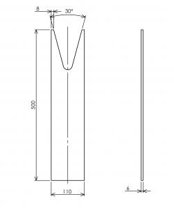 アーム補強 0.2m3クラス