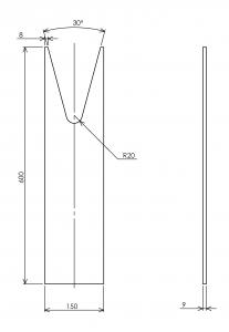 アーム補強 0.25m3クラス